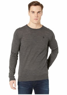 G Star Raw Denim Core R Knit Long Sleeve