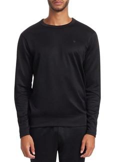 G Star Raw Denim Crewneck Sweatshirt