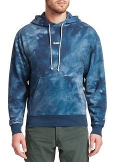 G Star Raw Denim Cyrer Water Hooded Sweatshirt