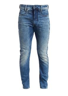 G Star Raw Denim D-Staq 3D Slim Rendered Jeans