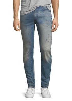 G Star Raw Denim D-Staq 3D Super Slim Jeans in Light Aged Restored