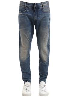 G Star Raw Denim D-staq 3d Super Slim Ripped Denim Jeans