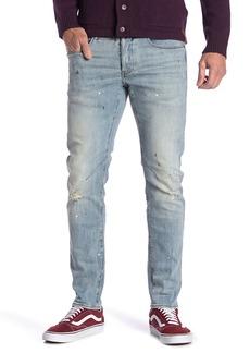 """G Star Raw Denim D-Staq Slim Fit Jeans - 32"""" Inseam"""