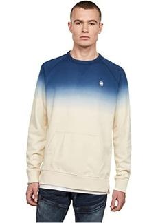 G Star Raw Denim Dip-Dye Sweatshirt