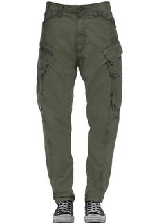 G Star Raw Denim Droner Relaxed Tapered Cargo Pants