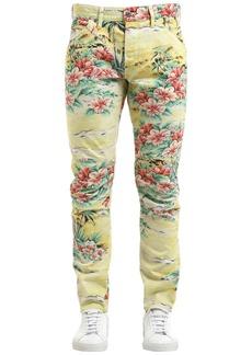 G Star Raw Denim Elwood Hawaiian Tapered Denim Jeans
