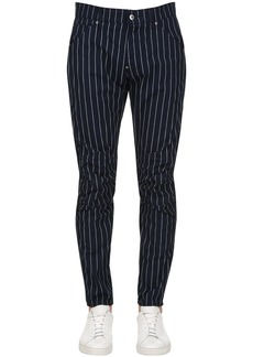 G Star Raw Denim Elwood Striped Tapered Denim Jeans