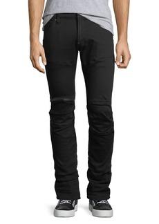 G Star Raw Denim 5620 Slim Zip-Knee Jeans