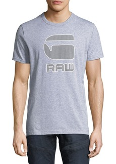 G Star Raw Denim Cadulor Logo Graphic T-Shirt