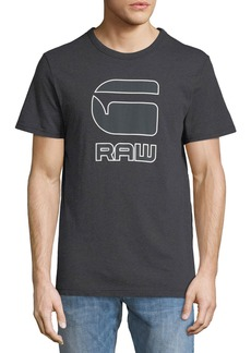 G Star Raw Denim Cadulor Logo Graphic T-Shirt