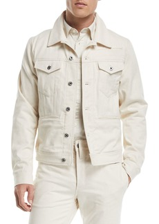 G Star Raw Denim D-Staq 3D Denim Jacket