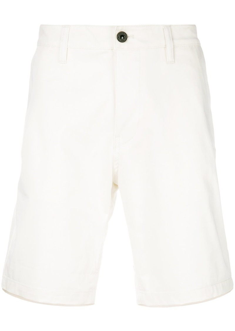 fold-up hem chino shorts - Nude & Neutrals G-Star