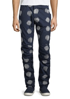 G Star Raw Denim Kimono-Print Cotton Jeans