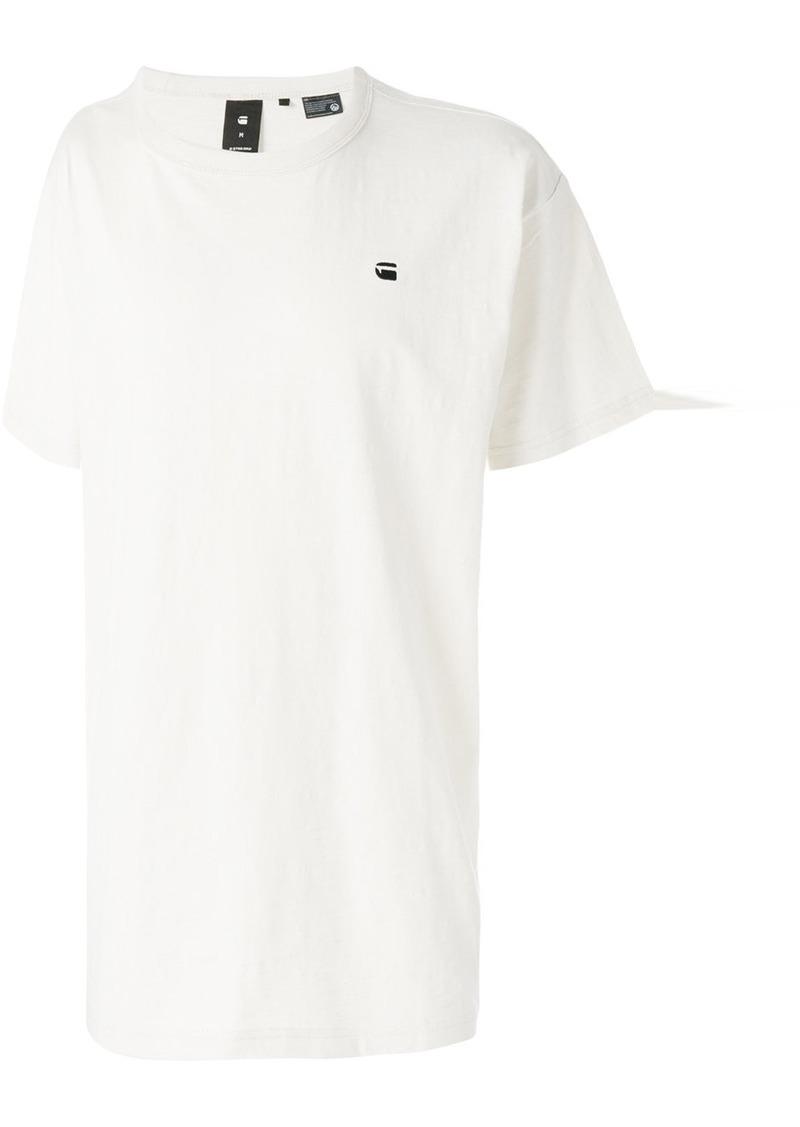 98b93182a37 G Star Raw Denim logo patch T-shirt | Casual Shirts