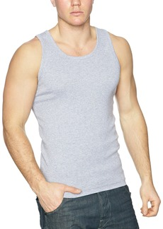 G Star Raw Denim G-Star Men's 2-Pack Base Tank Top Gray