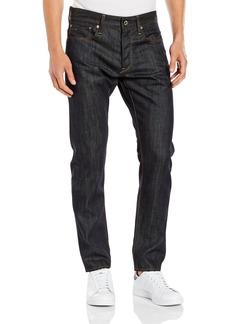G Star Raw Denim G-Star  Men's 3301 Tapered Fit Jean In Brooklyn Denim   30x32