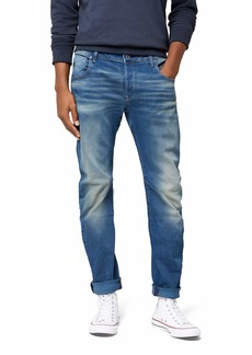 3866e364919 G Star Raw Denim G-Star Men's Arc 3D Slim-Fit Jean in Firro