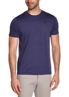 G Star Raw Denim G-Star Raw mens Base Heather Short Sleeve Crew T-shirt 2-pack T Shirt   US