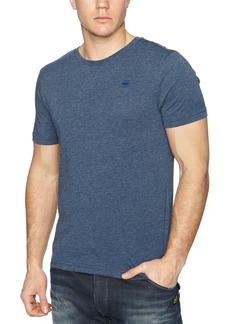 G Star Raw Denim G-Star Men's Base HTR 2 Pack Short Sleeve R-Neck T-Shirt