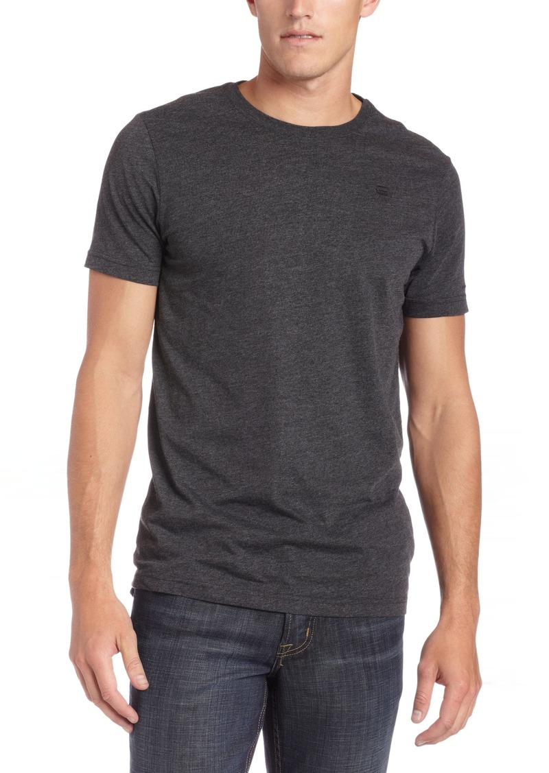 G Star Raw Denim G-Star Men's Heather T-Shirt