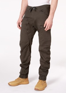 G Star Raw Denim G-Star Men's Powel Qane 3D Tapered Pants, Created for Macy's