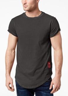 G Star Raw Denim G-Star Men's Swando Curved Hem T-Shirt, Created for Macy's