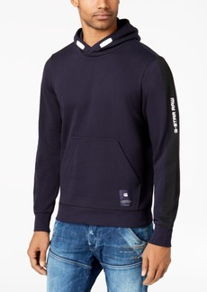 G Star Raw Denim G-Star Men's Swando Logo-Print Hoodie, Created for Macy's