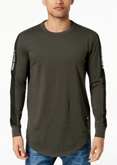 G Star Raw Denim G-Star Men's Swando Stripe Logo Long Sleeve T-Shirt, Created for Macy's