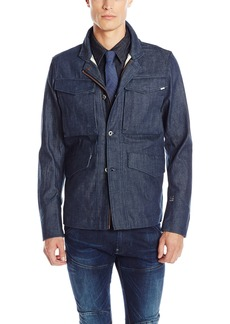 G Star Raw Denim G-Star  Men's Vodan Worker Denim Jean Jacket