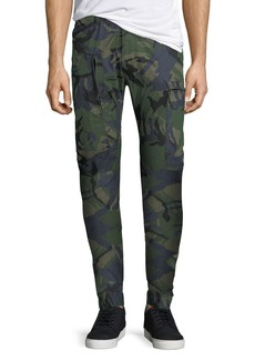 G Star Raw Denim Powel 3D Tapered Camouflage Jeans