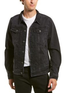 G Star Raw Denim G-Star Raw 3301 Deconstructed 3D Slim Jacket