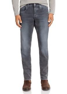 G Star Raw Denim G-STAR RAW 3301 Slim Fit Jeans in Dark Aged Cobler