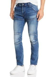 G Star Raw Denim G-STAR RAW 5620 3-D Slim Fit Jeans in Vintage Azure
