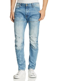 G Star Raw Denim G-STAR RAW 5620 3D New Tapered Fit Jeans in Medium Age