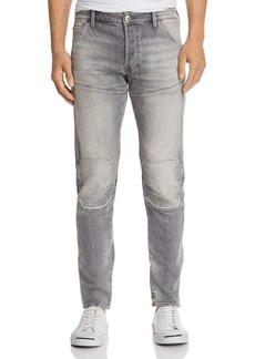 G Star Raw Denim G-STAR RAW 5620 3D Slim Fit Jeans in Ultra Light Aged