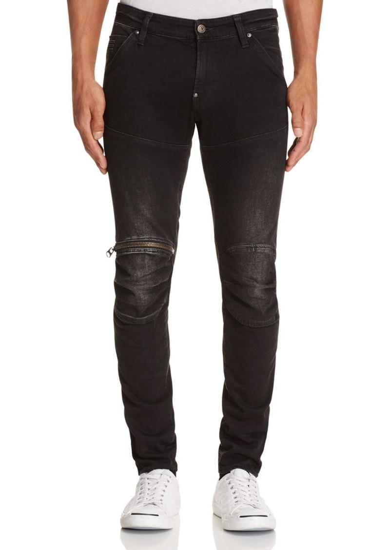 90e63509631 SALE! G Star Raw Denim G-STAR RAW 5620 3D Zip Knee Super Slim Fit ...