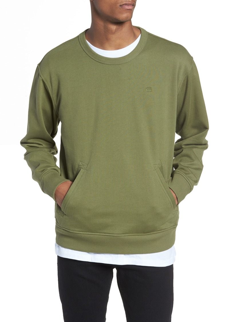 G-Star Raw Core Hybrid Archive Sweatshirt
