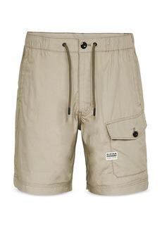 G Star Raw Denim G-STAR RAW Cotton Regular Fit Cargo Shorts