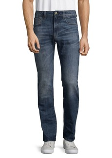 G Star Raw Denim Deconstructed Cotton Jeans