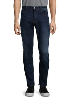 G Star Raw Denim Deconstructed Slim Jeans