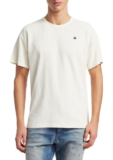 G Star Raw Denim Dominic Double-Faced Rib T-Shirt