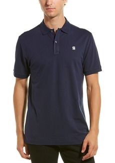 G Star Raw Denim G-Star Raw Dunda Slim-Fit Polo Shirt