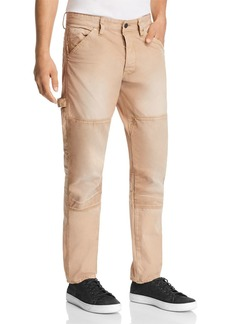 G Star Raw Denim G-STAR RAW Faeroes Classic Straight Slim Utility Pants in Atacama
