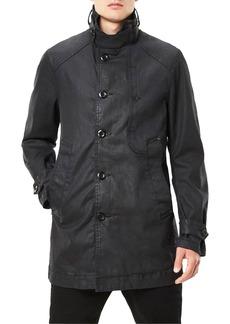 G Star Raw Denim G-Star Raw Garber Denim Trench Coat