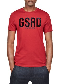 G Star Raw Denim G-STAR RAW Graphic 5 Slim Fit Tee