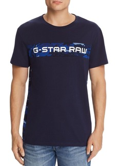 G Star Raw Denim G-STAR RAW Graphic 7 Tee