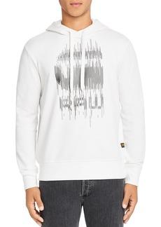 G Star Raw Denim G-STAR RAW Graphic Logo 8 Hooded Sweatshirt