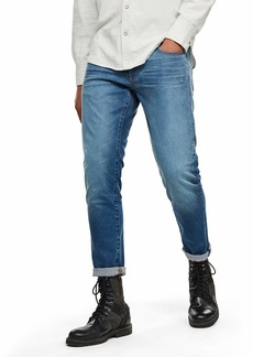 G Star Raw Denim G-Star Raw Men's 01 Slim Jean lt Aged