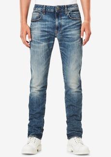 G Star Raw Denim G-Star Raw Men's 3301 Deconstructed Slim-Fit Jeans
