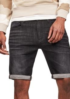 G Star Raw Denim G-Star Raw Men's 3301 Denim Shorts, Created for Macy's